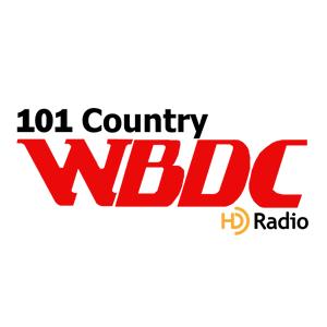 Radio WBDC - 101 Country 100.9 FM