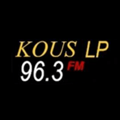 Radio KOUS-LP - 96.3 FM