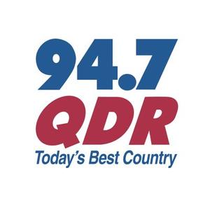 WQDR-FM - 94.7 QDR 94.7 FM