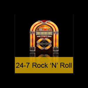 Radio 24-7 Niche Radio - Rock 'n' Roll