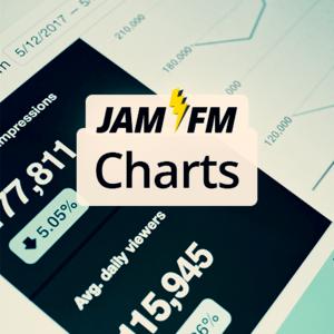 Radio JAM FM Charts