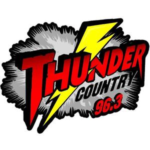 Radio WRHT - 96.3 Thunder Country 96.3 FM