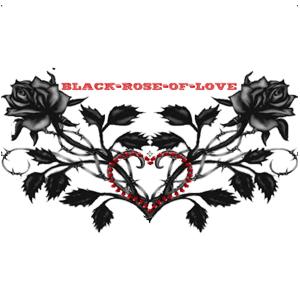 Radio black-rose-of-love