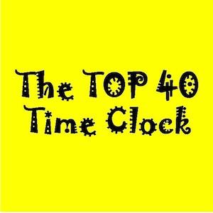 Radio The TOP 40 Time Clock