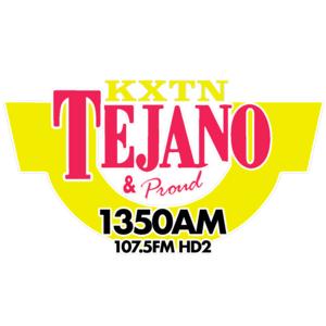 KXTN Tejano & Proud 1350AM / 107.5 FM HD2