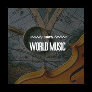 Radio 100% World Music - Radios 100FM