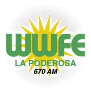 WWFE - La Poderosa 670 AM