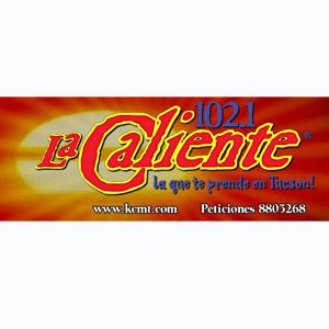 Radio KCMT - La Caliente 102.1