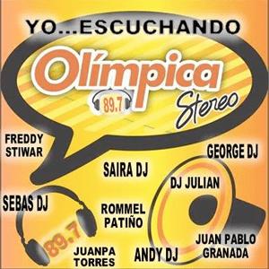 Radio Olímpica Stereo 89.7 Manizales