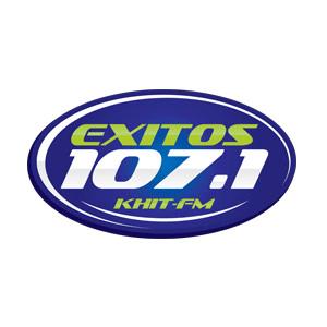 Radio KHIT-FM Exitos 107.1 FM