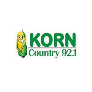 Radio KKOR - KORN Country 92.1 FM