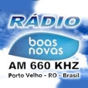 Radio Rádio Boas Novas 660 AM