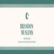 Radio Brandon Muslims Radio