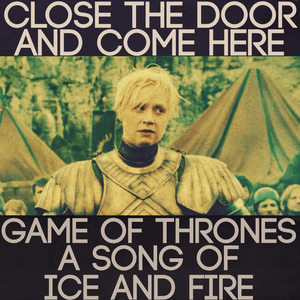 Podcast Close the Door: Game of Thrones, A Song of Ice and Fire Podcast