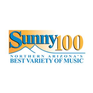 Radio KVNA-FM - Sunny 100