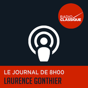 Podcast Le journal de 8h00