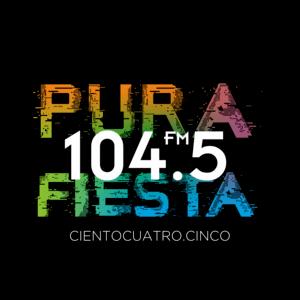 Radio 104.5 FM PURA FIESTA