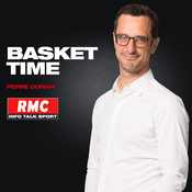 Podcast RMC - Basket Time