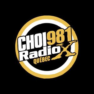 CHOI Radio X 98.1 FM