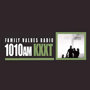 KXXT 1010 AM - Family Values Radio