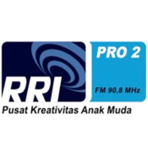 Radio RRI Pro 2 Padang FM 90.8