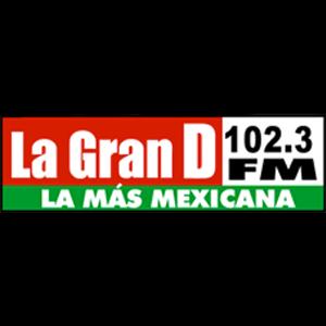 KDUT - La Gran D 102.3 FM