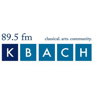 KBAQ - 89.5 FM K Bach