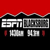 Radio WKEX - ESPN Blacksburg 1430 AM