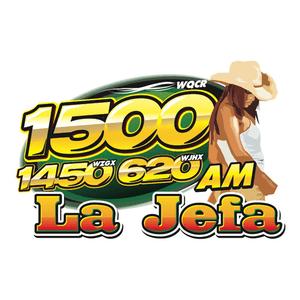 Radio WJHX - La Jefa 620 AM