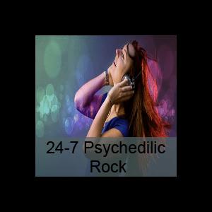 Radio 24-7 Niche Radio - Psychedelic Rock