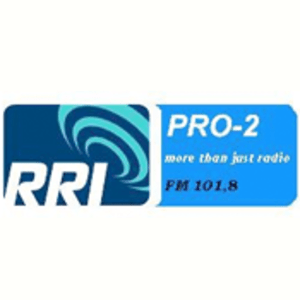 Radio RRI Pro 2 Pontianak FM 101.8
