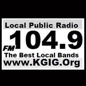 Radio KGIG-LP 104.9 FM