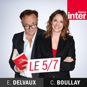 Podcast France Inter - L'invité du cinq sept