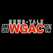 Radio WGAC - News - Talk 580 AM