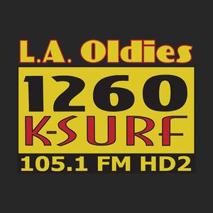 Radio K-SURF - LA Oldies 1260 AM