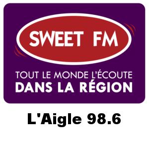 Radio Sweet FM - L'Aigle 98.6